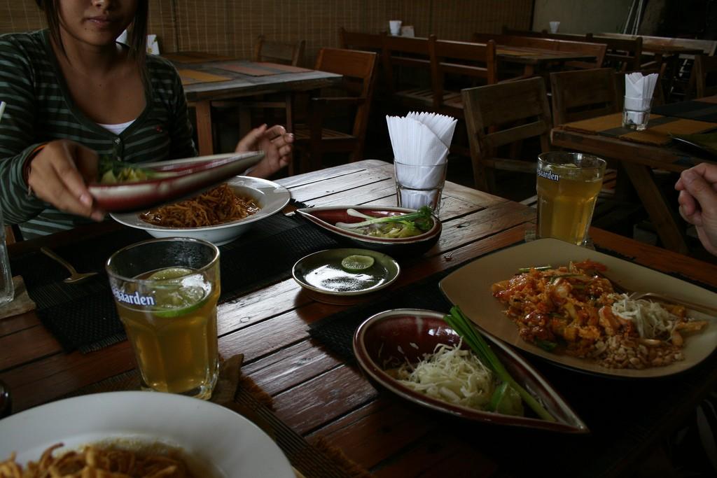 Follow Your Belly Across Thailand
