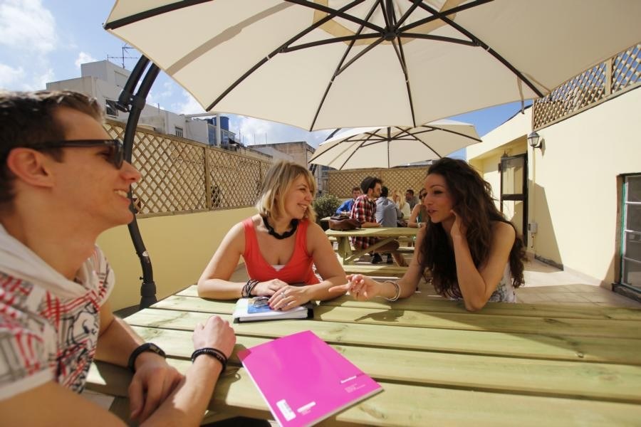 Travelling or learning English in Malta