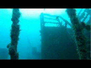 GoPro HD HERO2 Spiegel Grove Scuba Diving Key Largo Florida